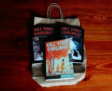 KYD goody bag!