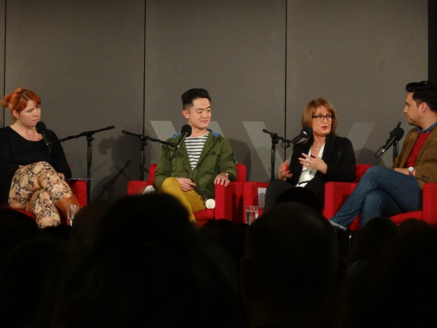 Clementine Ford, Benjamin Law, Jennifer Granger and Ben Birchall discuss masculinity.